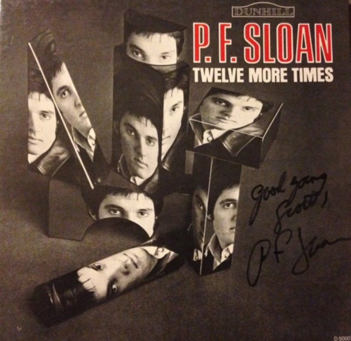 Last Time I Saw P. F. Sloan