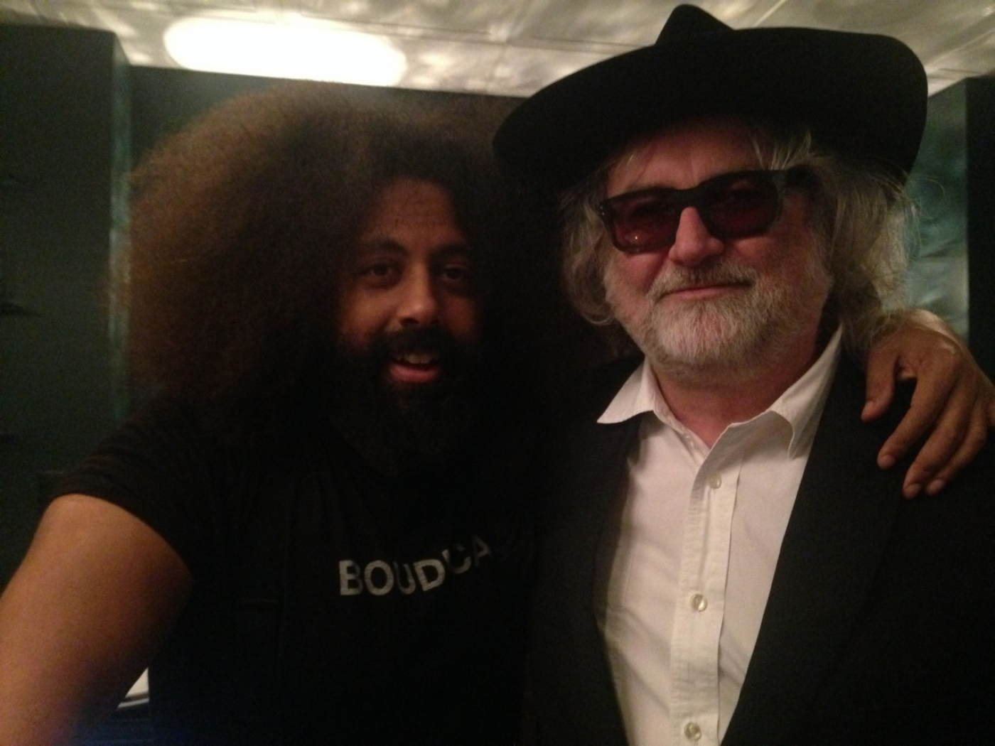 The Friendly and Talented Reggie Watts