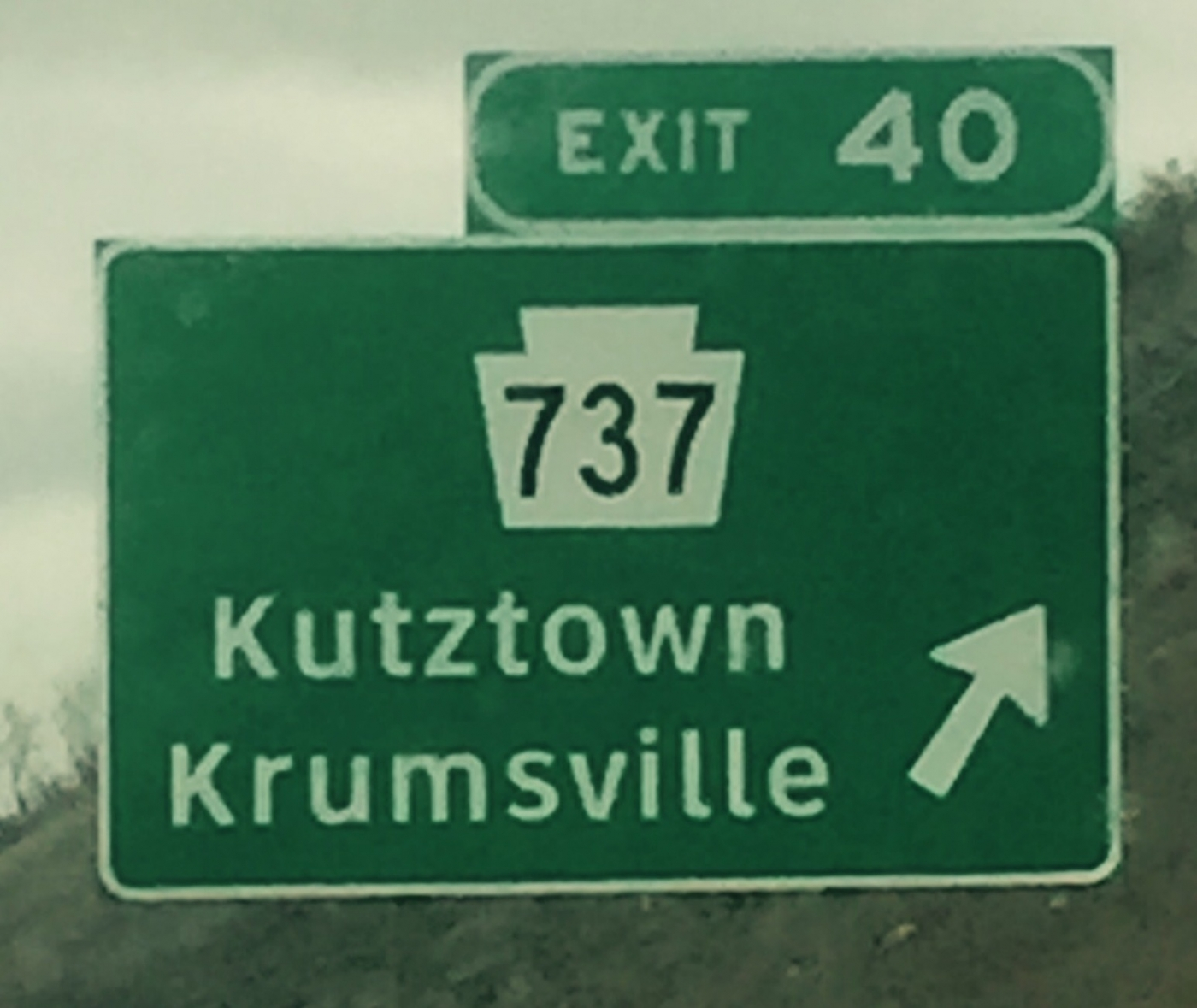 Near Shartlesville