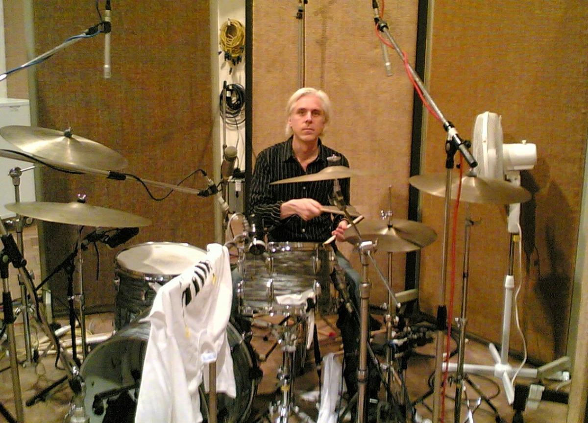 Bill at Abbey Road